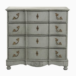 Antique Richly Carved Chest