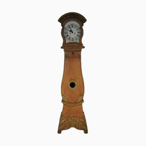 Antique Carved Grandfather Clock
