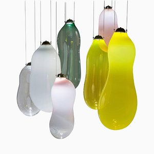 Big Bubble Pendant Coloured Edition by Alex de Witte