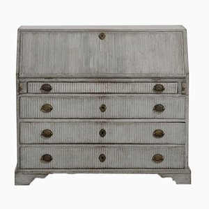 Antique Gustavian Bureau