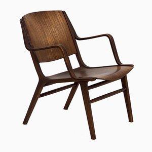 Silla Ax danesa de Peter Hvidt, años 60