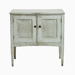 Antique Gustavian Style Console