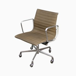 Model Groupe Alu Swivel Desk Chair by Charles & Ray Eames for Herman Miller, 1980s