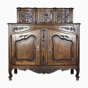 Antikes Walnuss Sideboard