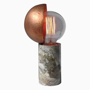 Lampe de Bureau en Marbre par Sander Bottinga