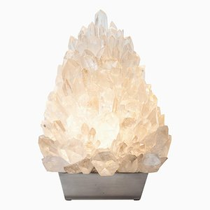 Meseta Ice Crystal Table Lamp by Demian Quincke