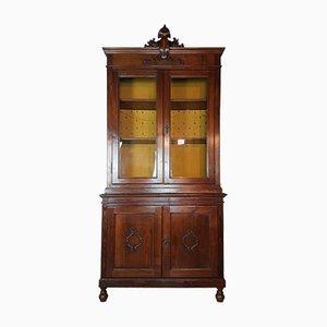 Cabinet Antique en Bois d'Épicéa