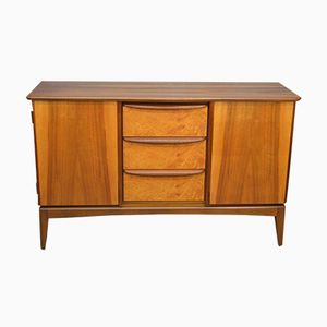 Mid-Century Walnut Sideboard from A.H. Mcintosh