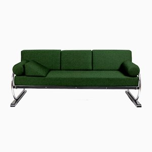 Customizable Vintage Bauhaus Style Sofa