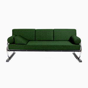 Personalisierbares Vintage Sofa im Bauhaus Stil