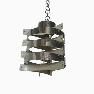 Lámpara colgante de Max Sauze, años 70