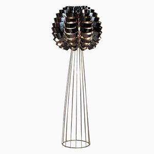 Black Orion Stehlampe von Max Sauze, 2016