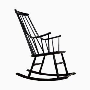 Sedia a dondolo di Lena Larsson per Nesto, 1958