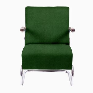 Customizable Vintage Cantilever Lounge Chair by Mauser Werke Waldeck