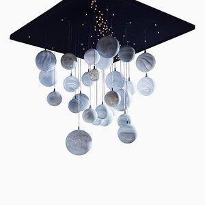 Conjunto de lámparas colgantes de Ludovic Clément d'Armont