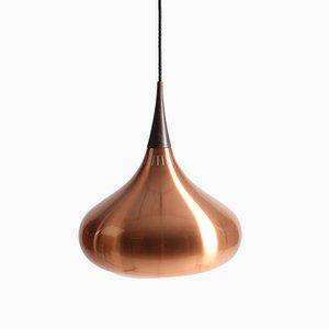 Lámpara de techo de Jo Hammerborg para Fog & Mørup, años 60