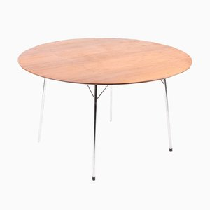 Dining Table by Arne Jacobsen for Fritz Hansen, 1950s
