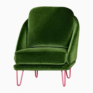 Green Agora Chair by Pepe Albargues