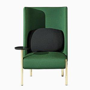 Fauteuil Ara Vert par PerezOchando