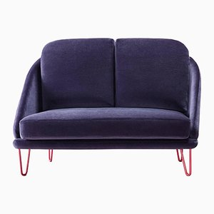 Purple Agora Sofa by Pepe Albargues