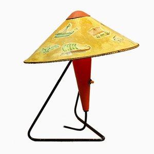 Lampe de Bureau String par Helena Frantova pour Okolo, 1950s