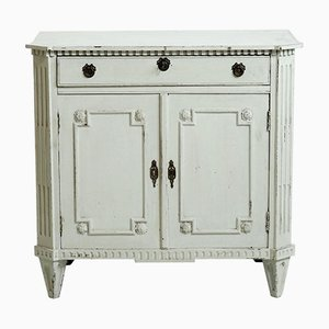 18th Century Gustavian Console Cabinet