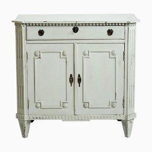 18th Century Gustavian Console Cabinet