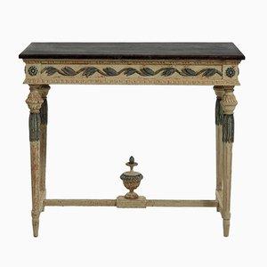 Mesa consola, década de 1820