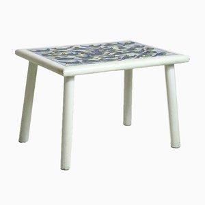 Mesa danés con tablero de azulejos, 1957