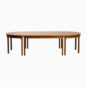 Tavolo allungabile in palissandro di Kaare Klint per Rud. Rasmussen, anni '60