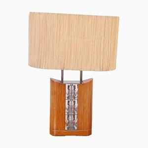 Lámpara de mesa, años 70