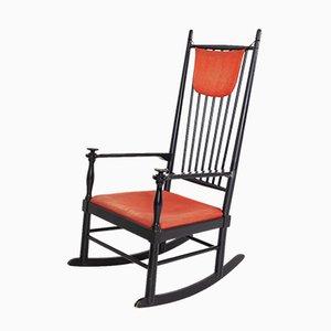 Rocking Chair par Karl-Axel Adolfsson pour Gemla, 1950s