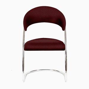 Personalisierbarer Vintage Freischwinger Stuhl von Thonet