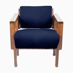 Personalisierbarer Vintage Sessel von Erich Dickmann
