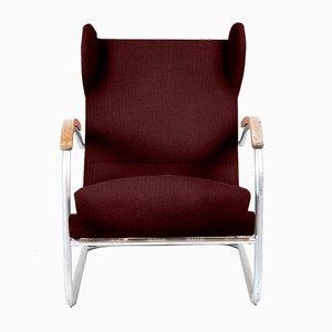 Chaise à Oreille Personnalisable, 1930s