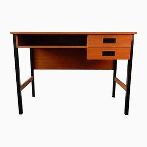 Vintage Kinder-Schreibtisch aus Teak