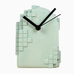 Orologio da scrivania Pixel di Studio Lorier