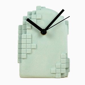 Pixel Desk Clock from Studio Lorier