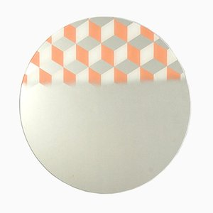 Medium Cubical Mirror from Studio Lorier