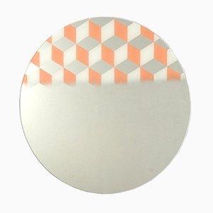 Mittelgroßer Cubical Mirror von Studio Lorier