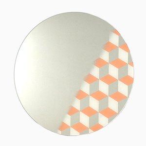 Großer Cubical Mirror von Studio Lorier