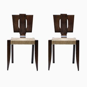 Modernist Chairs, 1920s, Set of 2