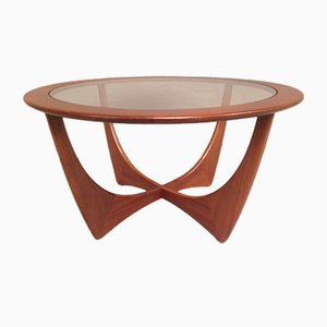 Vintage Round Coffee Table from G-Plan, 1970s