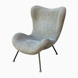 Vintage Madame Lounge Chair by Fritz Neth for Correcta