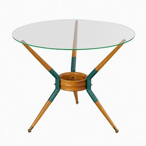 Table Basse Tripode, Italie, 1950s