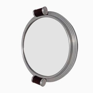 Bandeja Art Déco vintage de espejo