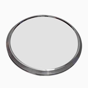 Espejo Art Déco redondo