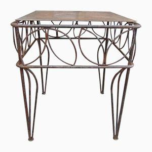 Vintage German Iron Table