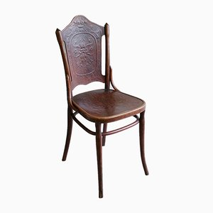Antiker Stuhl Nr. 67 von Jacob & Josef Kohn