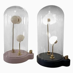 Germes de Lux Lamps by Thierry Toutin, Set of 2